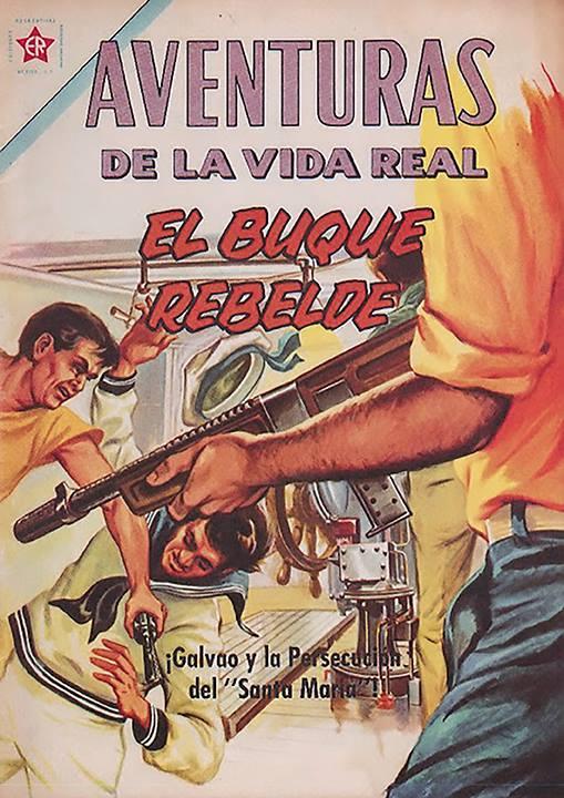bande-dessinee-anonyme-publie-a-mexico-en-1962