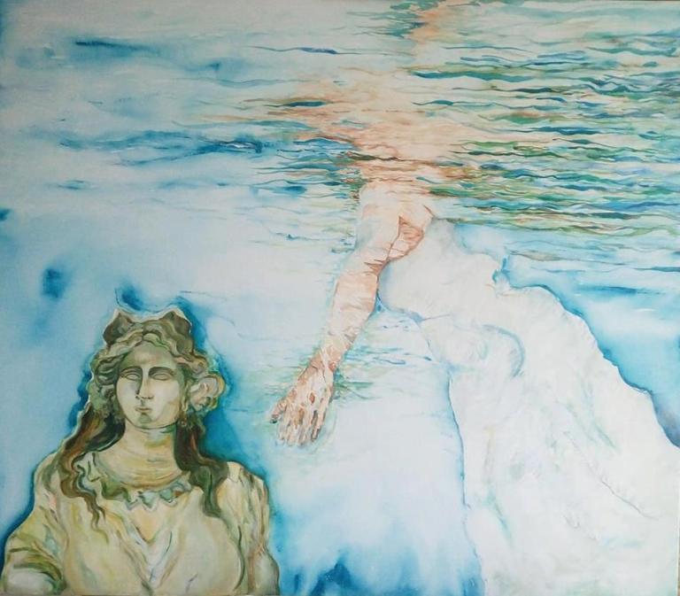 06 Memorias del agua, 126 x 144 cm, acrílico sobre tela 2017 .jpg