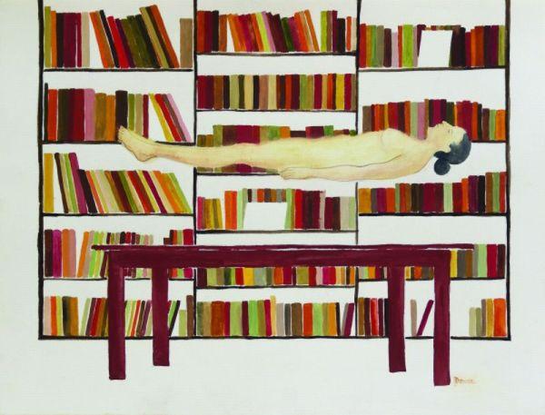 42-De la serie Mujeres flotantes, 40 x 55cm, acuarela sobre papel, 2007..jpg